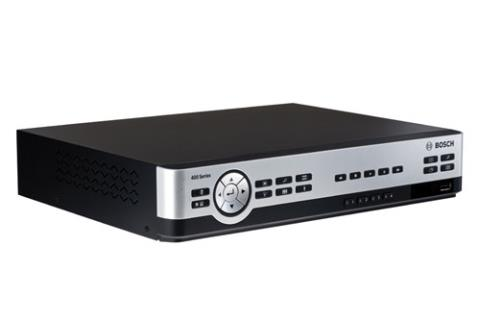 DVR-440-04A050 4 channel CIF real time digital recorder