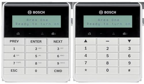 B915 Basic Keypads