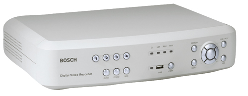 DVR4C Series Digital Video Recorder