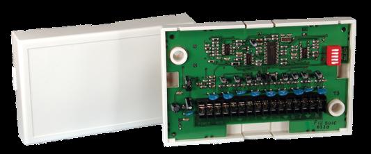 Remote module, 8-input class B