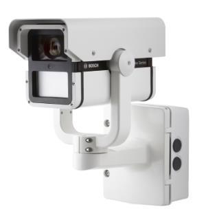 IVA機能搭載NEI-309V05-23WE Dinion IP赤外線イメージセンサー、940nm、PAL
