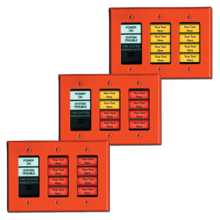 D7030X Family LED annunciators