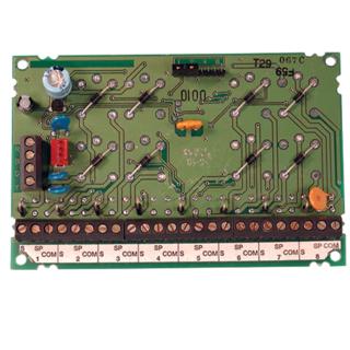 Octal driver module, 12V