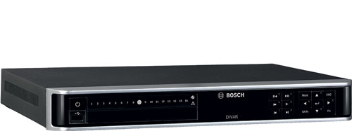 DIVAR network 3000 recorder