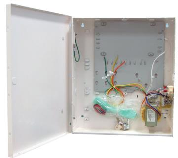 Metal Enclosure kit w/transformer