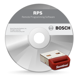 Kit with DVD and USB security dongle