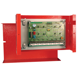 Multiplex octal relay module + enclosure