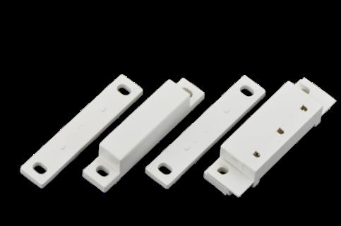 ISN-CSM35-WGW Contacto pequeño, hueco ancho blanco 10u