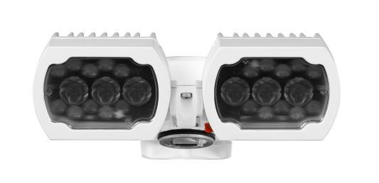 MIC-ILW-300 Illuminator white-IR light 450m, white