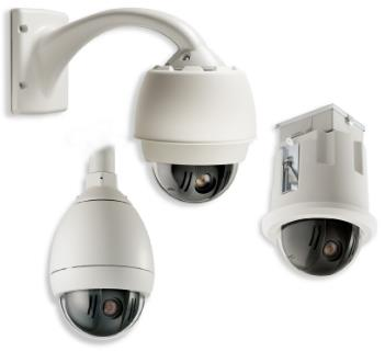 AutoDome 500i Series Intelligent PTZ Camera System