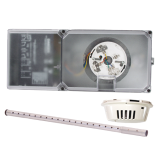 Duct detector kit, 2-wire
