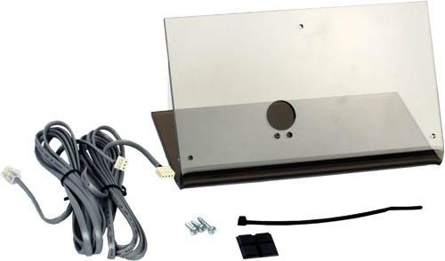 Keypad desk stand