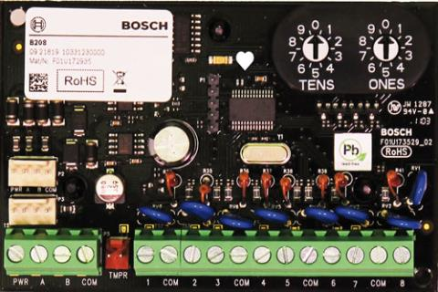 SDI2 8-Input Expansion Module