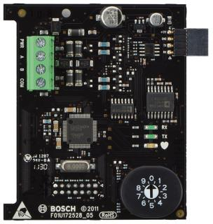 B820 Inovonics SDI2 bus interface