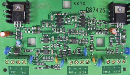 适用于多路复用总线的分路器