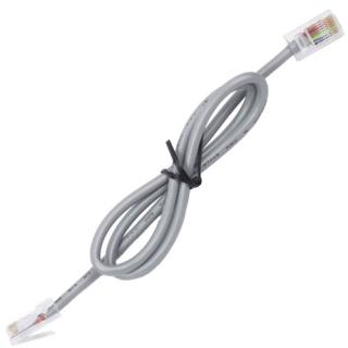 D162 Modular telephone cord, 2ft (0.6m)