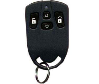 RF3334 Series Keyfobs