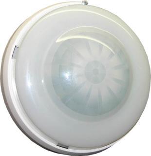 Motion detector, 360° ceiling PIR