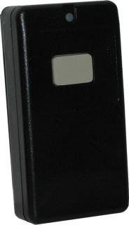 Belt clip pendant, 1-button
