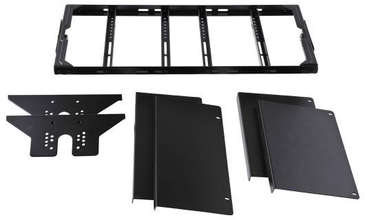 UMM-LCDUB-RM Rack mount bracket for LCD monitor