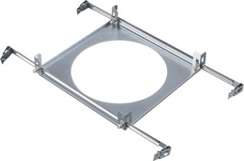In-ceiling mount support kit
