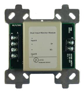 Dual input module for FPA-1000