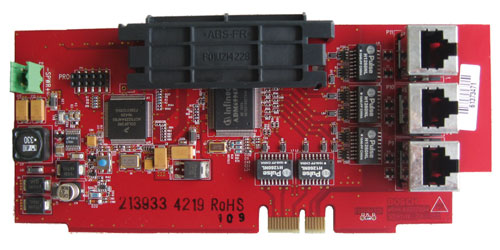 Network card, 3-Ethernet