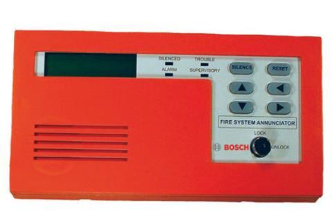 FMR-7036 LCD annunciator keypad