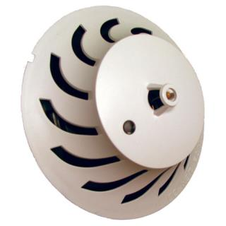 Analog heat detector head, fixed/ROR