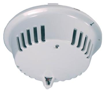 Multiplex detector head, fixed heat