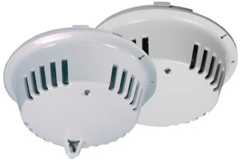 D7050 Detectores de fumaça MUX e fumaça/temperatura