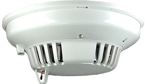 D273THES Smoke/heat detector, EOL relay & sound