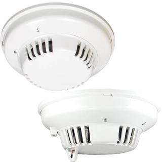 D263 Photoelectric Smoke and Smoke and Heat Detectors