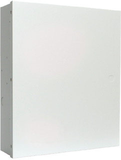 Coffret en acier modèle moyen, blanc