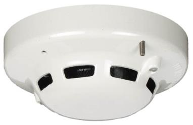 Duct smoke detector head replacement 24V