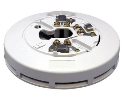 FAA-325-B6S Analog sensor base with sounder, 6