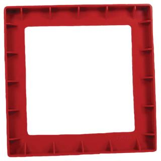 ISP2‑R Surface Adapter (red)