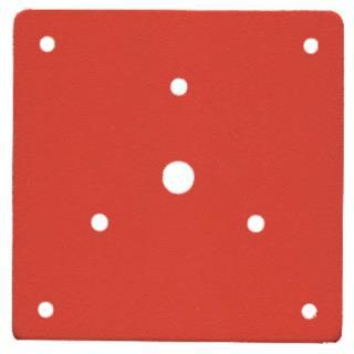 SHMP-R Adapter plate, 4