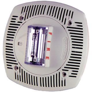 Ceiling speaker/strobe 15-110cd 24V