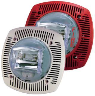 G‑SSPK24WLP Wall‑mount Speaker Strobes