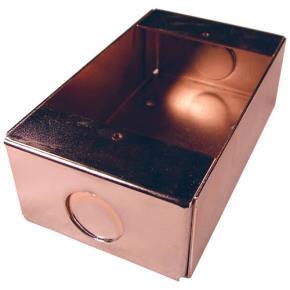 D372C Caja trasera superf., acabado en polvo
