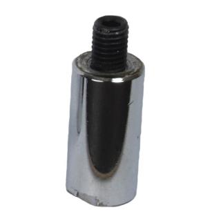 "Extension rod, 1"", powder-coat finish"