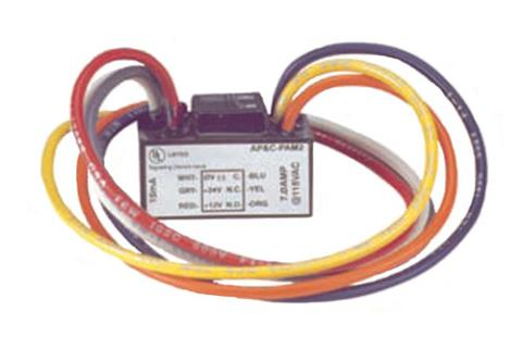 Relay module, form C, 10A 12/24V