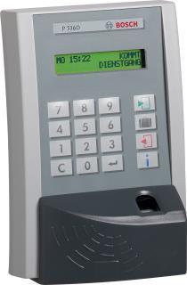P5360 Zeit- und Zutritts-Terminal mit Fingerprint- und Mifare-Leser