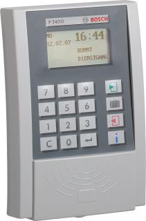 P5400 Zeit-Terminal mit Grafik-Display