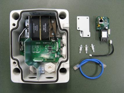 VGA-FIBER-AN 光ファイバーキット、マルチモード、AUTODOME