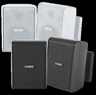 LB20-PC15-4 — głośnik w obudowie, 4 cale, 70/100V, para