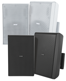 """LB20-PC60-8 Cabinetluidspreker 8"""" 70/100 V paar"""