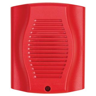 SS-HR-LF Wall/ceiling 520Hz horn, red