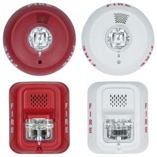 System Sensor L-series indoor horn/strobes